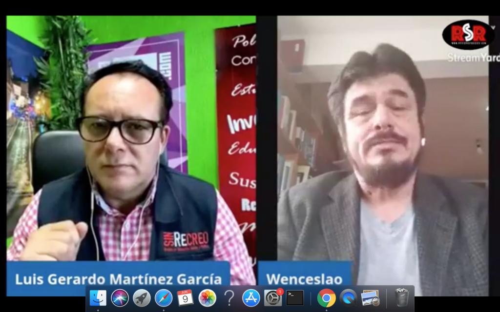 #Revistasinrecreo 9 junio 2020 Andrés Manuel presenta la BOA Bloque Opositor Amplio